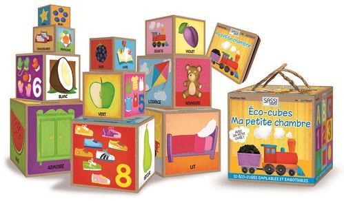 Eco-Cubes ; Ma Petite Chambre