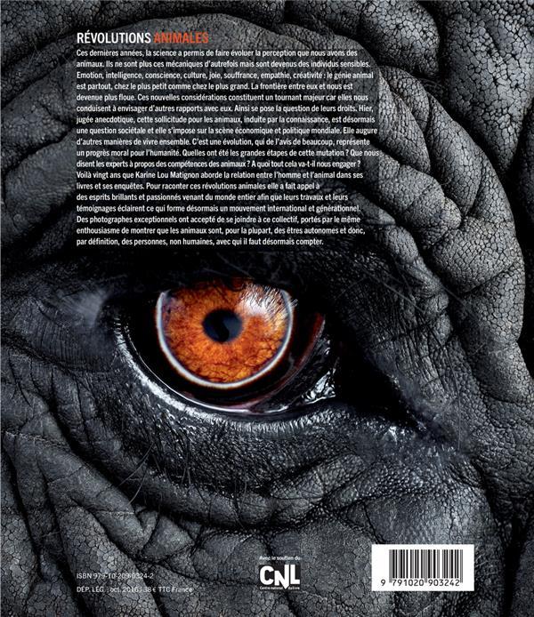 révolutions animales ; comment les animaux sont devenus intelligents