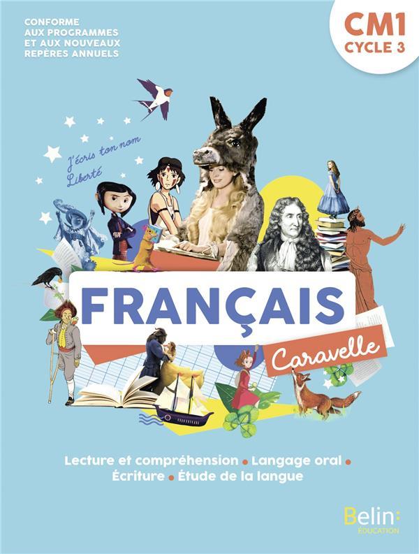 Français ; CM1 ; manuel (édition 2020)