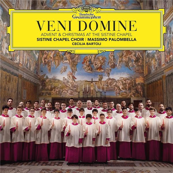 veni domine, Advent & Christmas at the Sistine Chapel