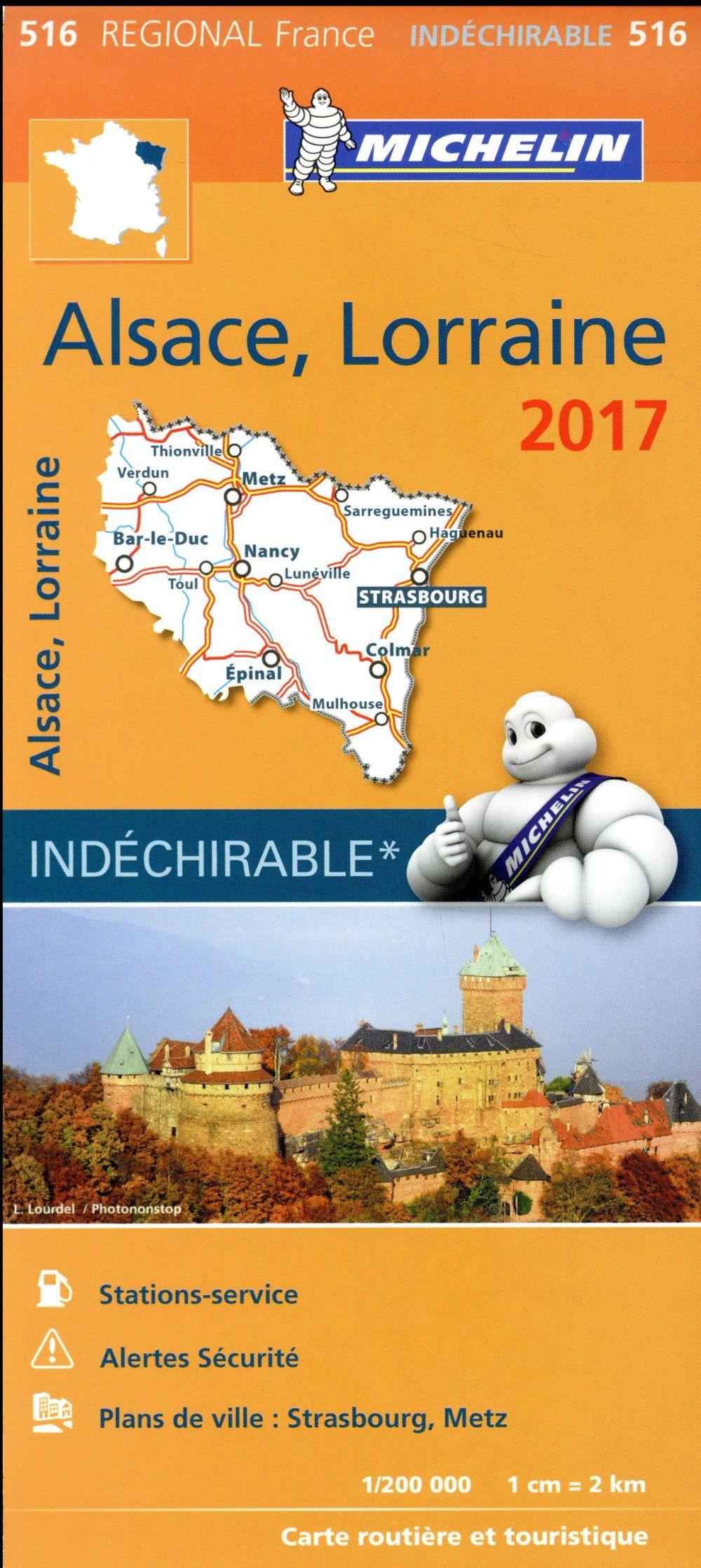 Alsace, Lorraine (édition 2017)