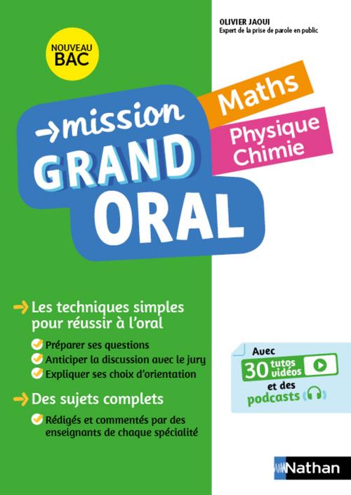 mathématiques, physique-chimie (édition 2021)