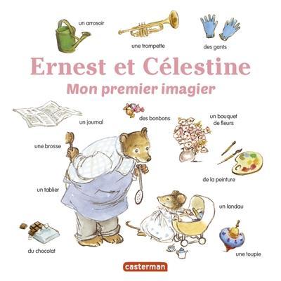 Ernest et Célestine ; mon premier imagier