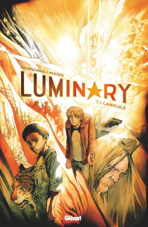 Luminary t.1 ; canicule  - Stéphane Perger  - Luc Brunschwig