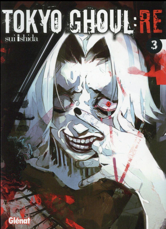 Tokyo ghoul : Re t.3