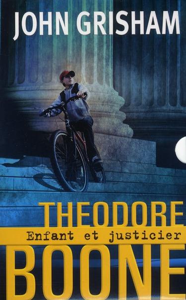 Theodore Boone ; coffret 2 vols