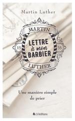 Vente AudioBook : Lettre à mon barbier  - Martin Luther