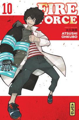Fire force T.10