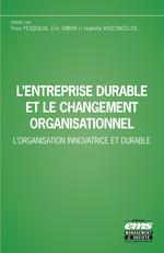 Vente Livre Numérique : L'entreprise durable et le changement organisationnel  - Yvon Pesqueux - Eric Simon - Isabella Vasconcelos
