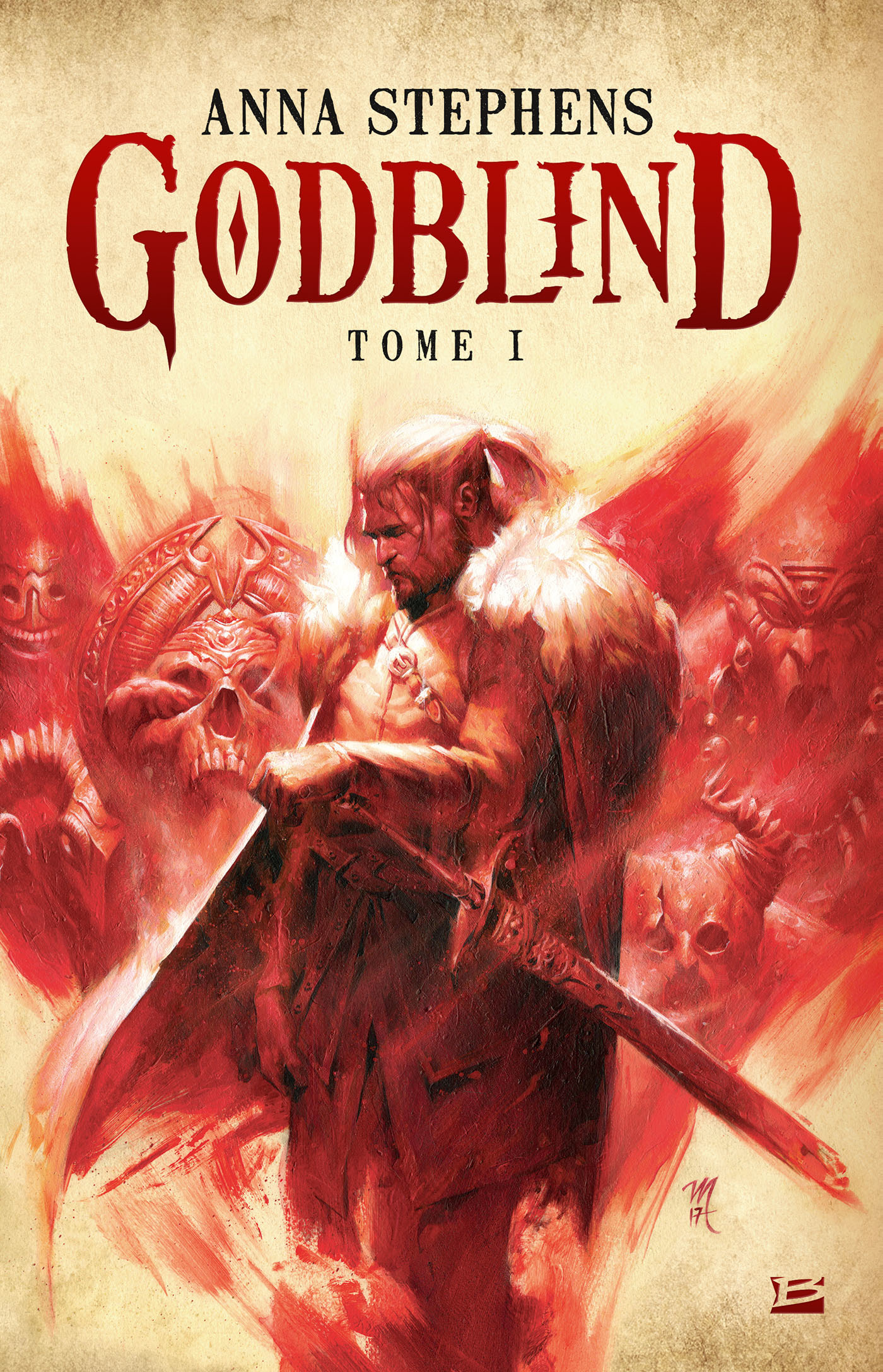 Godblind T.1