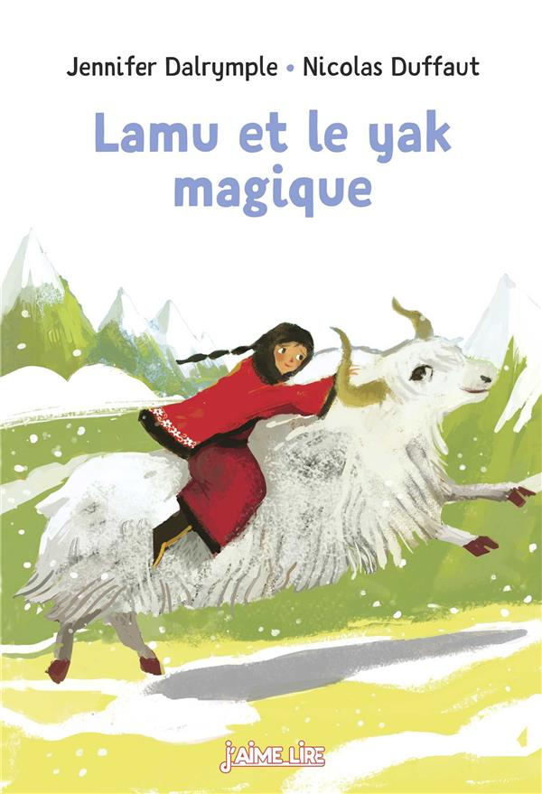 Lamu et le yak magique