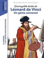 Vente Livre Numérique : L'incroyable destin de Léonard de Vinci, génie universel  - Elisabeth De Lambilly