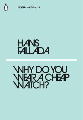 do you wear a cheap watch?