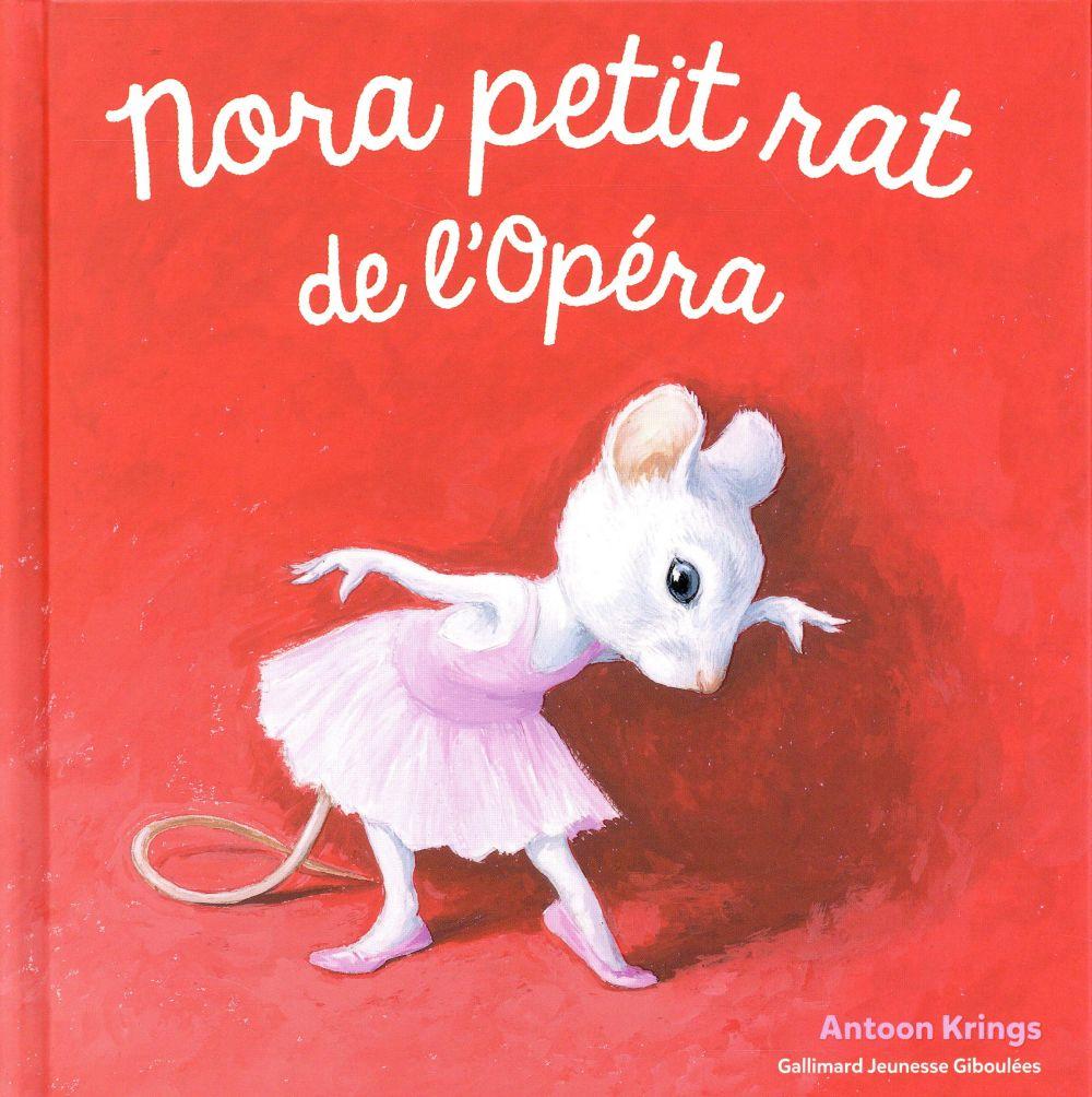 Nora petit rat de l'Opéra