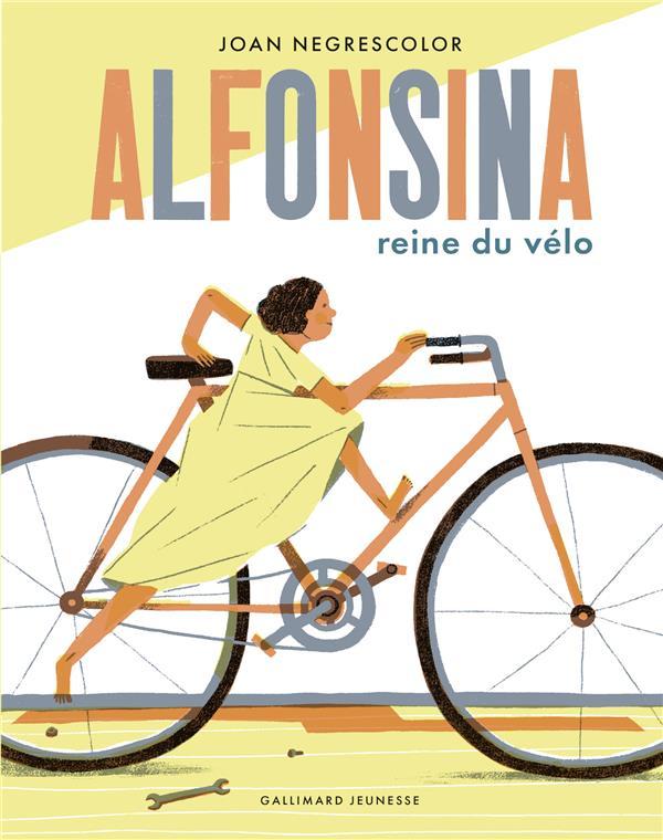Alfonsina, reine du vélo