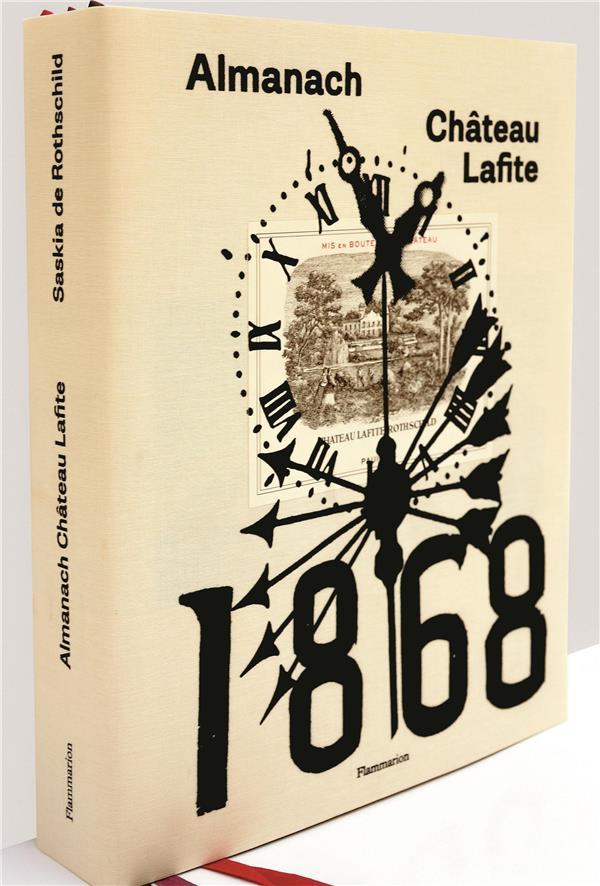 Almanach Château Lafite ; 1868