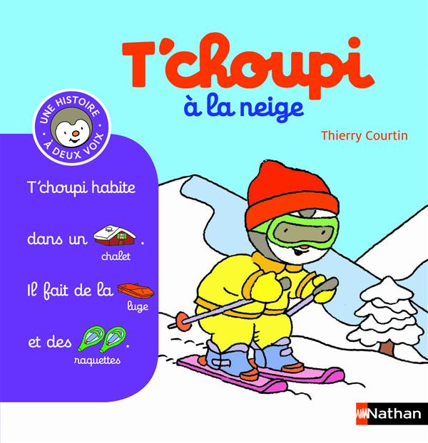 T'Choupi A La Neige