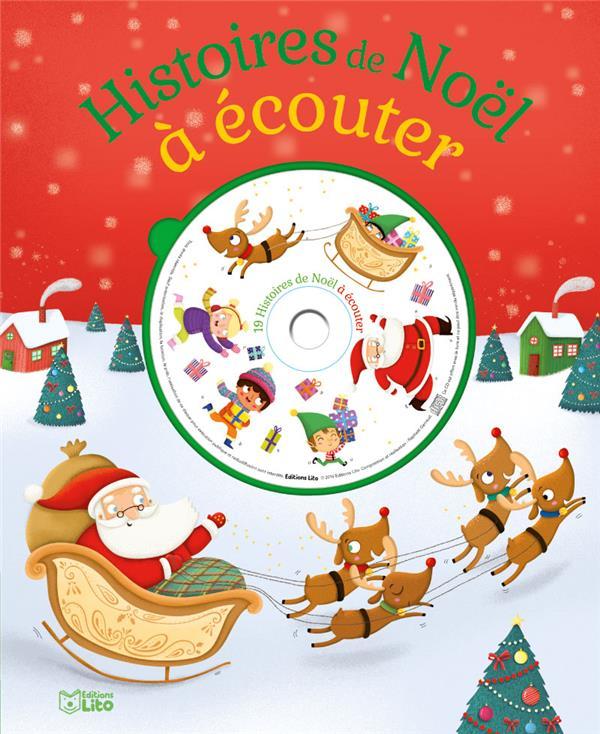 Histoires de Noël à écouter
