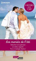 Vente EBooks : Les mariés de l'été  - Jackie Braun - Margaret Way - Shoma Narayanan