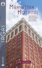 Vente EBooks : Manhattan Hospital  - Tina Beckett - Amalie Berlin - Amy Ruttan - Lucy Ryder