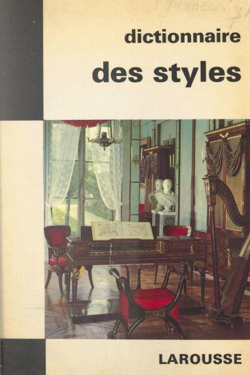Dictionnaire des styles