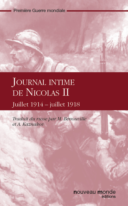 Journal intime, 1914-1918