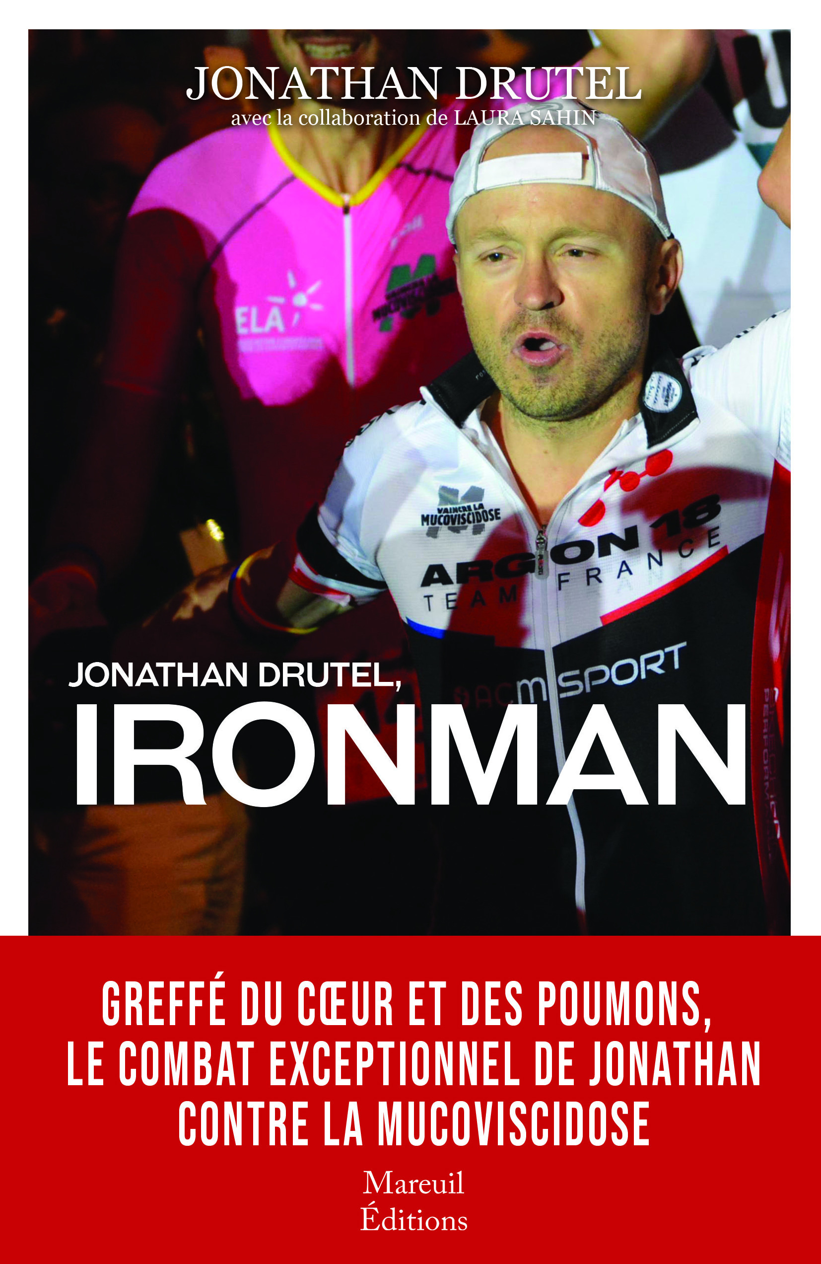 Jonathan Drutel, Ironman