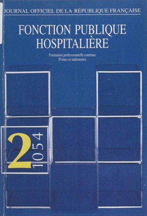 Fonction publique hospitalière (2)