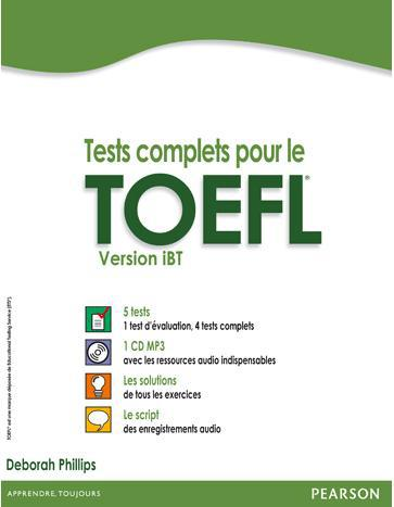 Tests Complets Pour Le Toefl