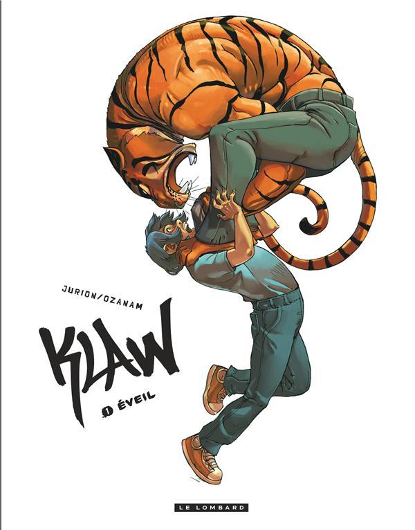KLAW T.1  -  EVEIL