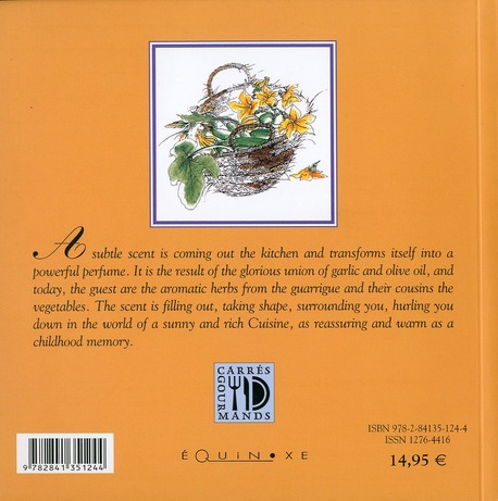 Cuisine & recipes from provence