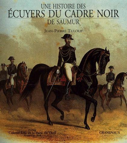 écuyers du cadre noir de Saumur
