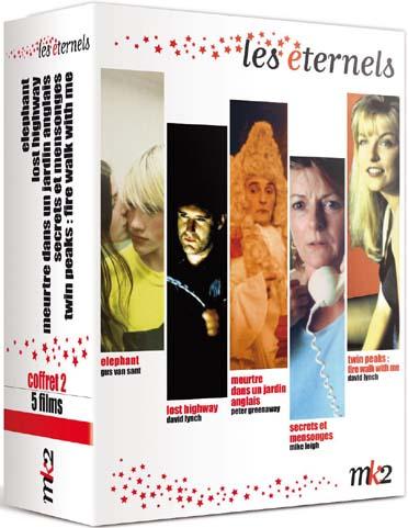 Coffret les éternels - 5 films - Volume 2
