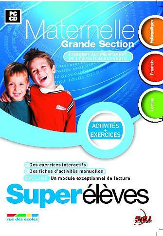 Supereleves ; grande section maternelle