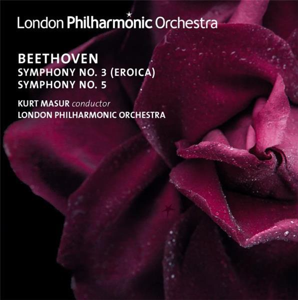 Beethoven : symphonies n° 3 et 5