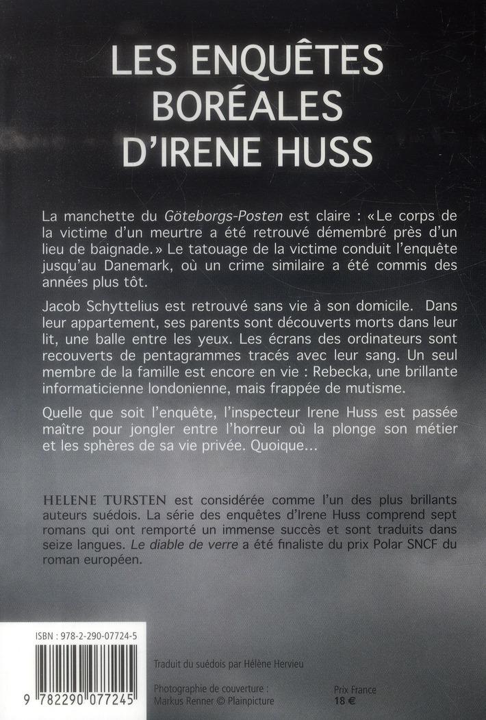 Les enquêtes boréales d'Irene Huss