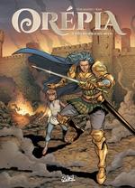 Vente Livre Numérique : Orépia t.1 ; l'héritier d'Atlantis  - Fabien Dalmasso - Cyril Vincent