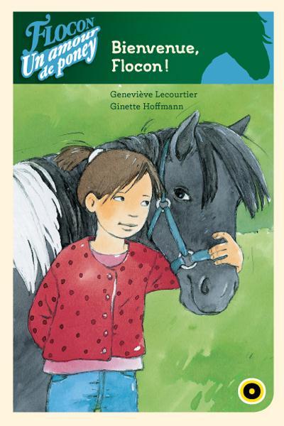 Flocon, un amour de poney ! bienvenue flocon !