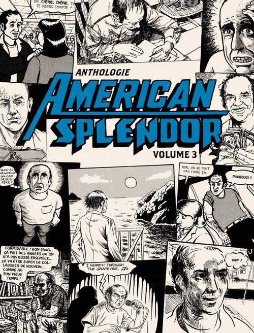 Anthologie american splendor t.3