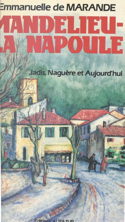 Mandelieu-la-Napoule  - Emmanuelle de Marande