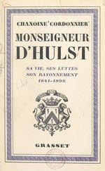 Monseigneur d'Hulst  - Charles Cordonnier