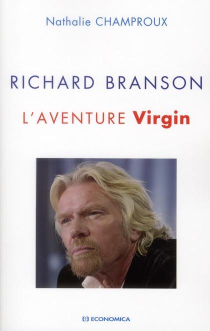 Richard branson  l'aventure virgin