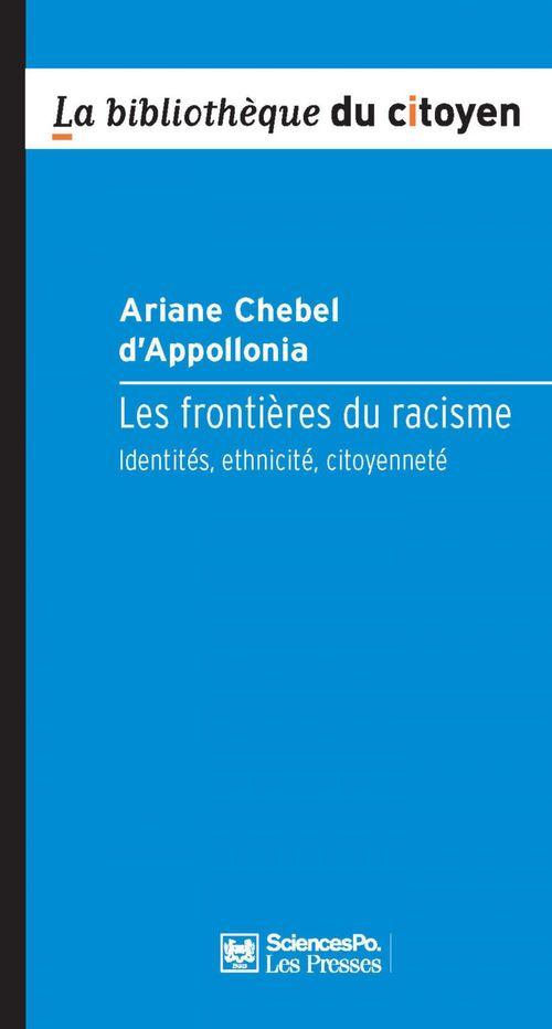 Les frontières du racisme