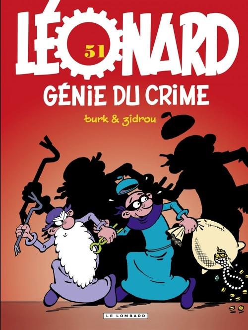 Leonard - tome 51 - genie du crime