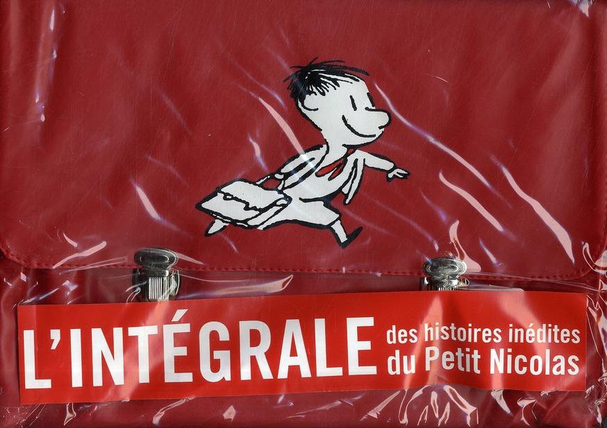 Le Petit Nicolas ; Intégrale ; histoires inédites