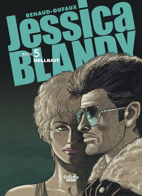 Jessica Blandy - Volume 5 - Hellbait