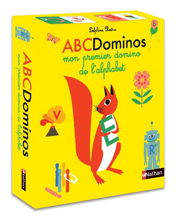 ABC dominos : mon premier domino de l'alphabet