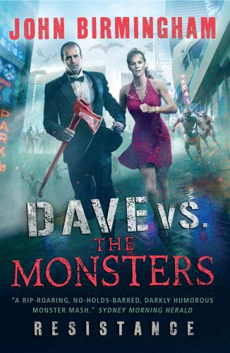 Dave vs. the Monsters: Resistance