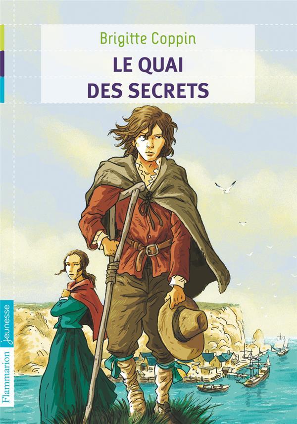 le quai des secrets t.1