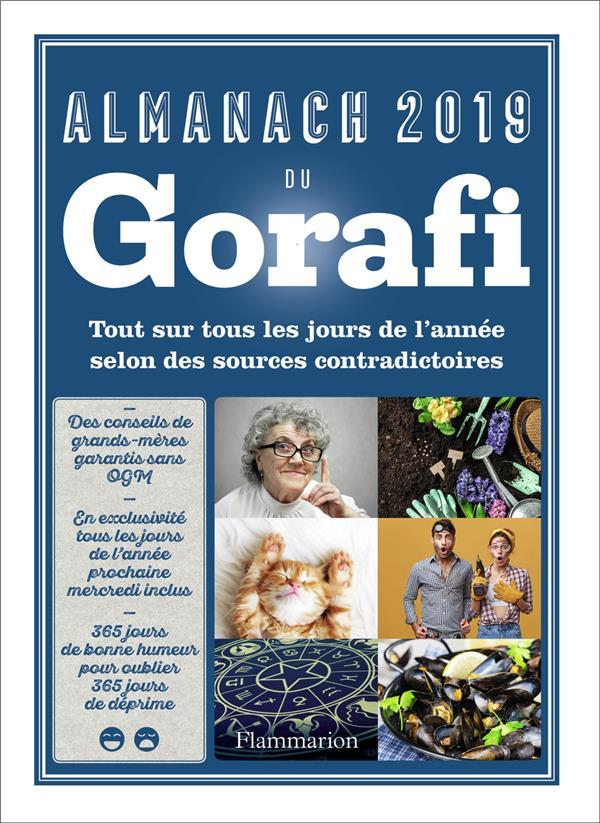 Almanach 2019 u Gorafi